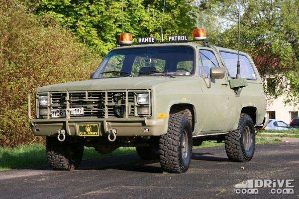 Chevrolet M1009