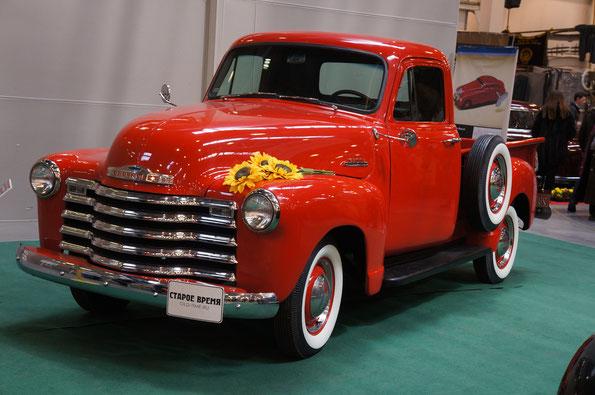 Пикап Chevrolet 3100 Pickup.