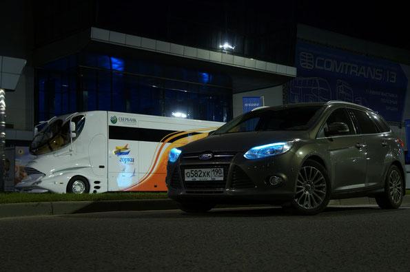 """Производитель: ЗАО """"Форд Мотр Компани"""". (г.Всеволжск). Модель: Ford Focus Wagon 2.0 TDCi (LXXEEB), комплектация Titanium. Автомобиль на тест предоставлен ООО """"Форд Соллерс Холдинг"""""""