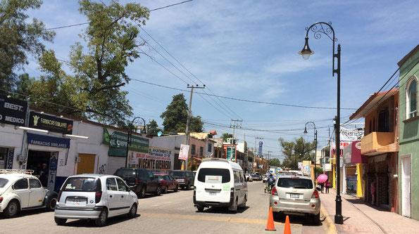 Suministro de postes Coyoacán con luminarios Led para ahorro de energía en diversas calles de Teotihuacán, Edo Méx.