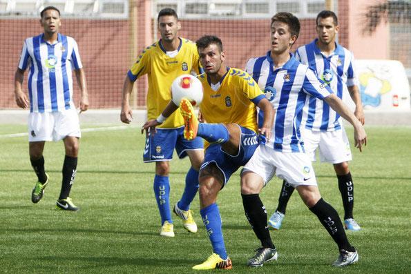 El filial amarillo visitará por primera vez Ellakuri. Foto: Mundo Deportivo.