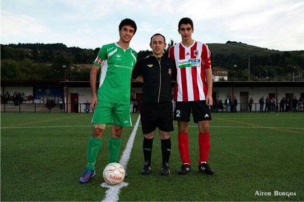 El Juvenil B perdió 0-2 ante el San Prudencio en San Martín.