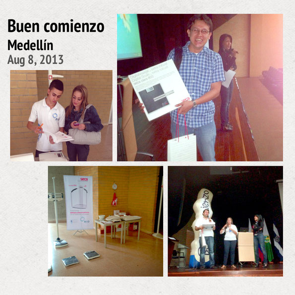 evento seca nutricion Buen comienzo Medellin