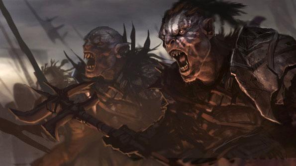Mucha violencia y poco cerebro: viviendo en el desolado país de Mordor