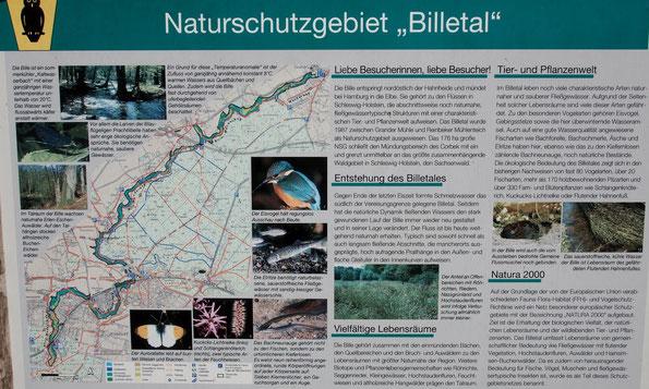 Bild: Naturschutzgebiet Bioletal
