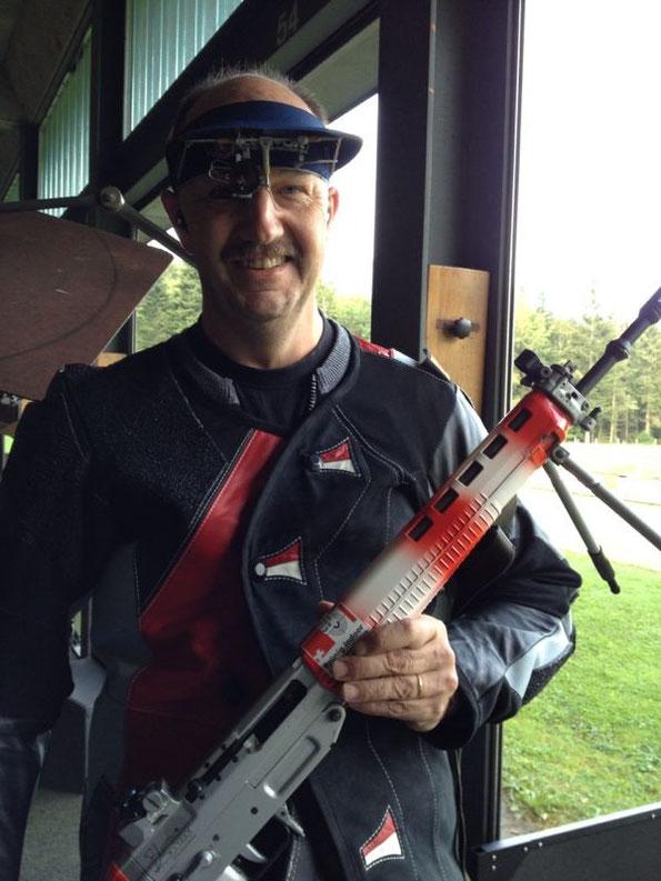 Ein Sportgerät das freude bereitet von Blum Waffen Erlenbach!
