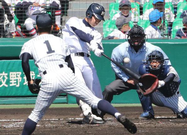 高校野球(甲子園) 第99回全国選手権
