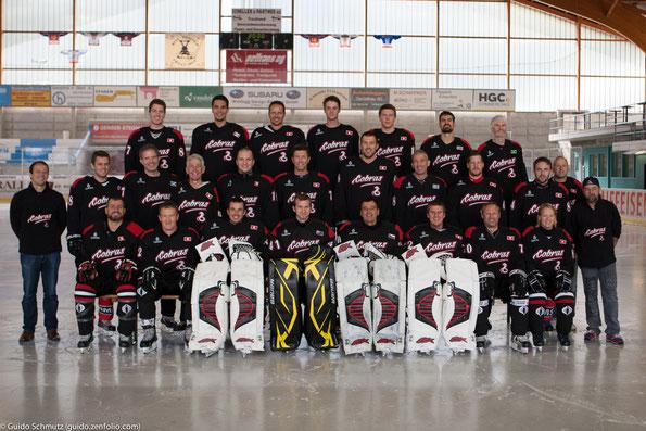 Team Saison 2014/15