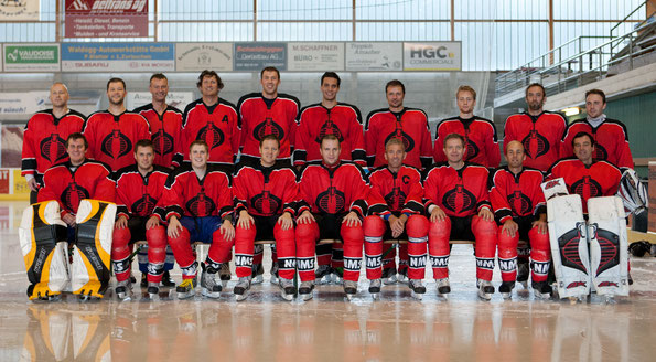 Team Saison 2012/13