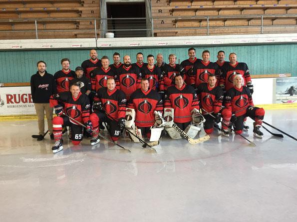 Team Saison 2017/18