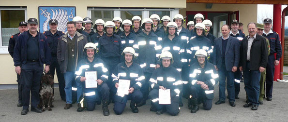 Branddienst-Leistungsprüfung 2008