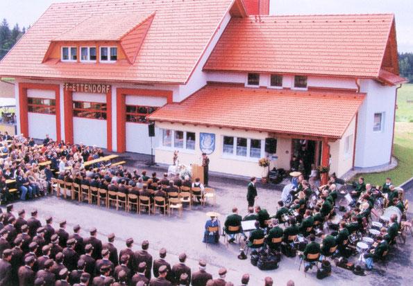 Rüsthaussegnung am 23.05.2004