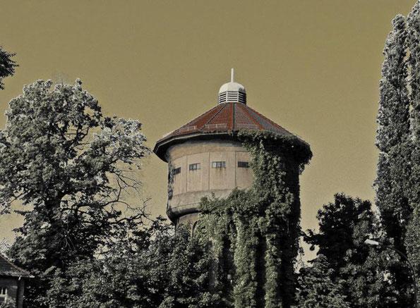 Wasserturm Sattigstrasse ©2011 KWR