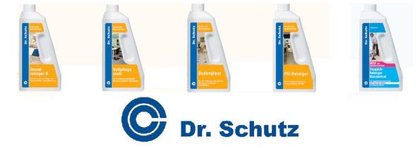 Bild: Dr. Schutz Reinigungsmittel