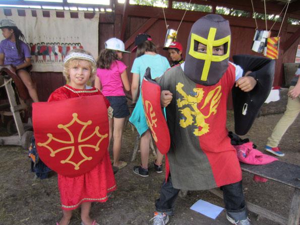 La princesse et son chevalier