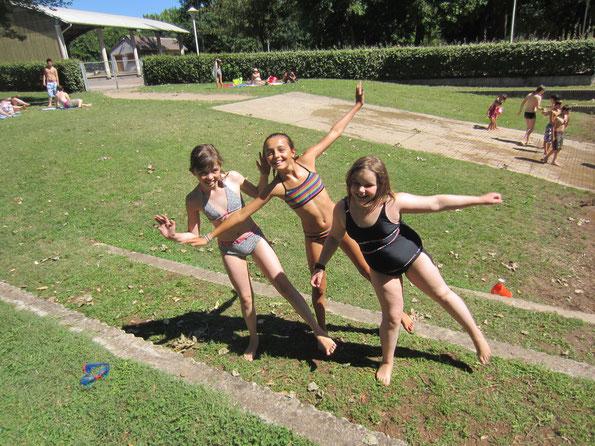 Les triplettes de Bouillac ! :)