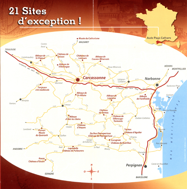 21 sites d'exception mobilhome sigean