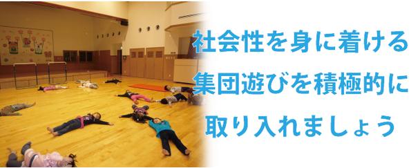 5歳児長さんの幼児期運動指針具体的な遊び