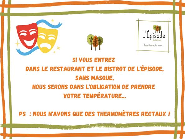 Restaurant L'Épisode de Laboule