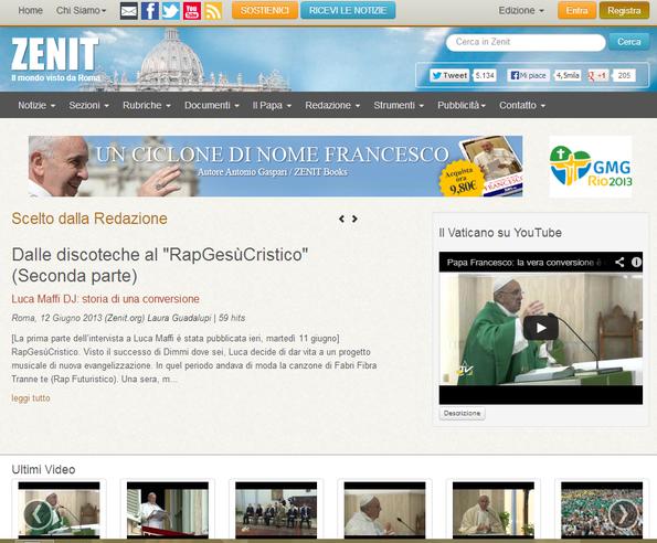 clicca sull'immagine per leggere l'articolo su zenit.org