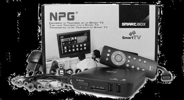 [Análisis] [Accesorios] Convierte tu televisión en SmartTV