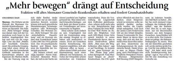 Murnauer Tagblatt 01.12.2015