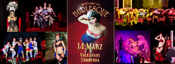 14.03.2014 Welcome to Burlesque...