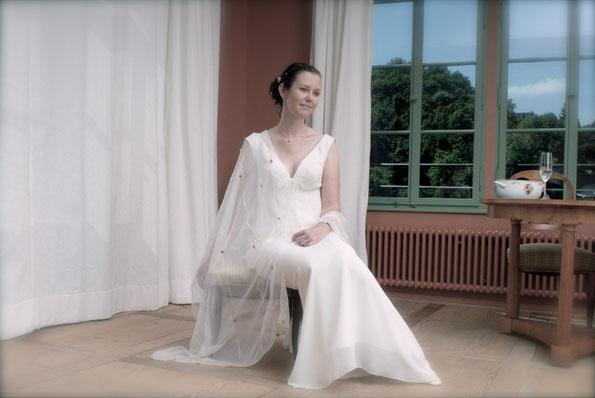 Romantische Braut Portraits. Genau auf deinen Typ gestaltete Fotoshootings. Die Fotos werden dir ein Leben lang Freude bereiten.