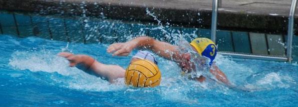 Gegen das Sportteam Hamburg II wollen die Buxtehuder Wasserballer wieder auftauchen.