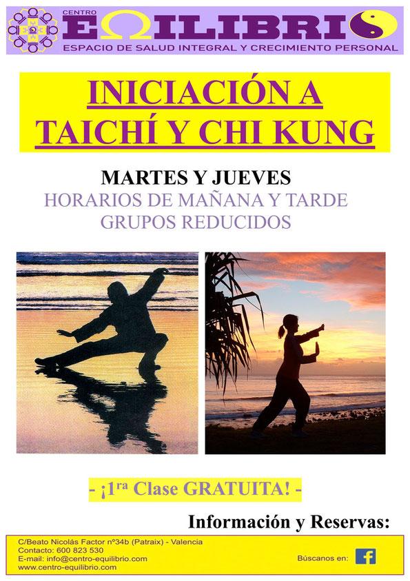 TaiChi y Chi Kung