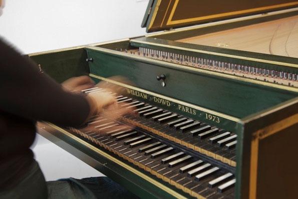 Auftritte Susanna Baltensperger Cembalo Orgel