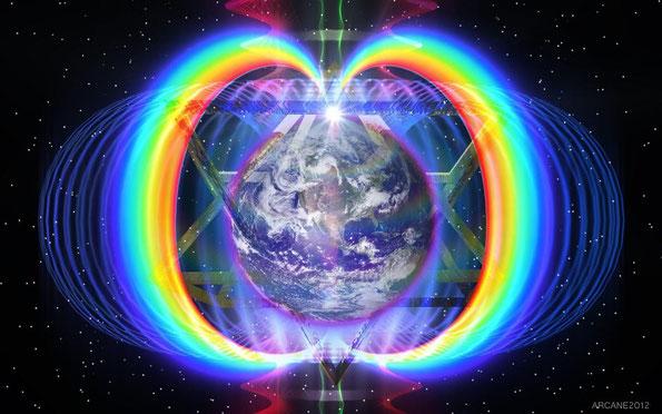 Biósfera o Gaia parte la conciencia humana