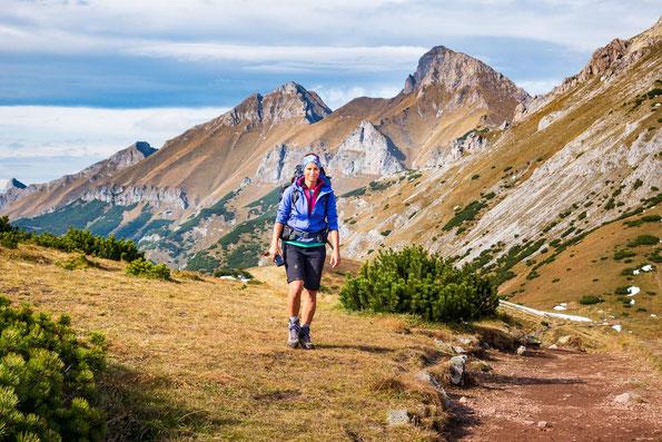 In der Weißen Tatra sind die Wanderwege noch etwas gemütlicher. Das wird sich bald ändern.
