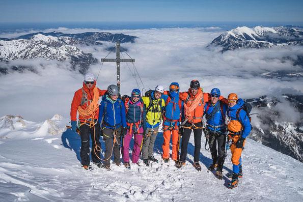 Vielen Dank an Bergzeit, PrimaLoft, Scarpa, Michi Wohlleben, Markus Beck, Walter Hölzler und alle Teilnehmer*innen für diesen mega Tag. Foto: GermanAdventurer