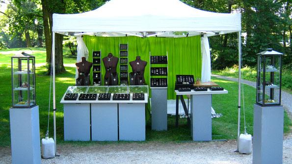 Geiger Goldschmiede Kunsthandwerkermarkt in Schifferstadt