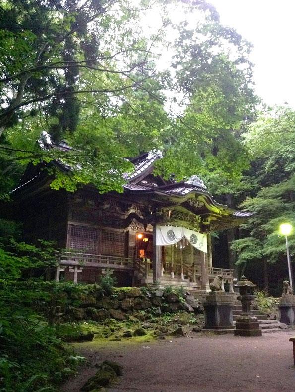 十和田湖神社