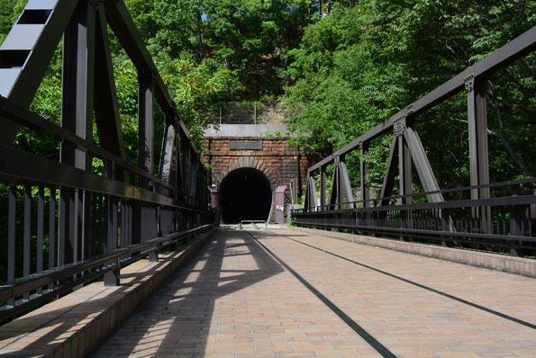 大日影トンネル