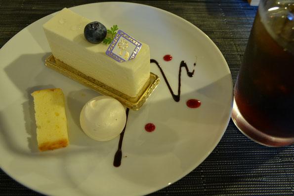 かさ国のチーズケーキ