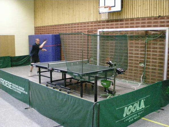 Tischtennis bei Stade