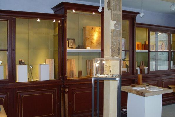 Michael Beständig in seinem Showroom in Bregenz im Dreiländereck Bodensee / Vorarlberg / Bayern