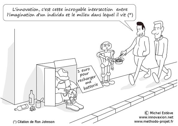 Définition de l'innovation
