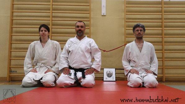 30 giugno 2016, Aiki Shuren Dojo Trieste.