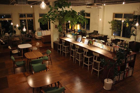 カフェユニゾン 沖縄文化酒場