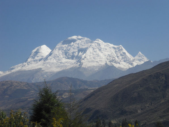 Nevado Huascaran Sur