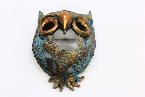 wall art - uil / hibou / owl