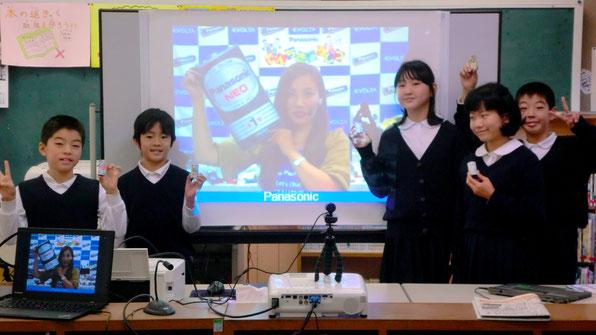 最後に講師の先生と記念撮影です。お疲れ様でした!