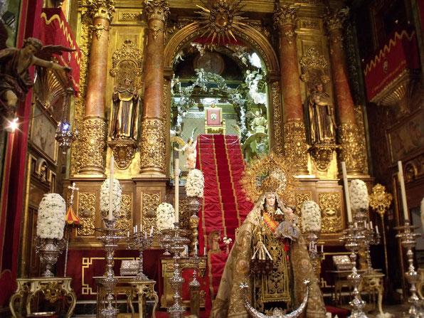 Virgen del Carmen de Jerez (España)