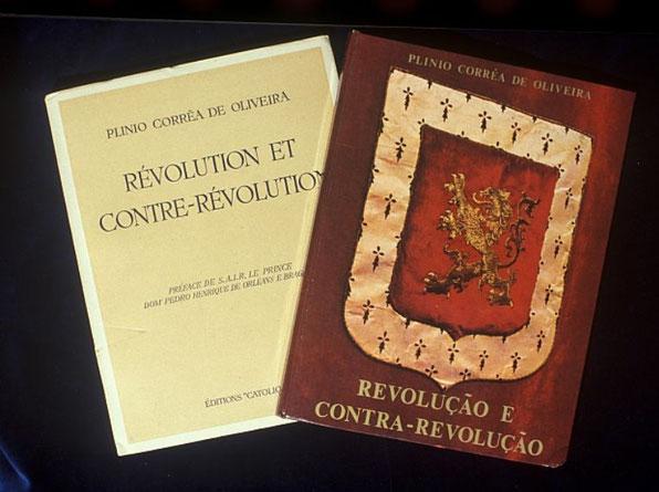 """Su libro """"Revolución y Contra-Revolución"""" fue traducido a más de 20 idiomas alrededor del mundo."""