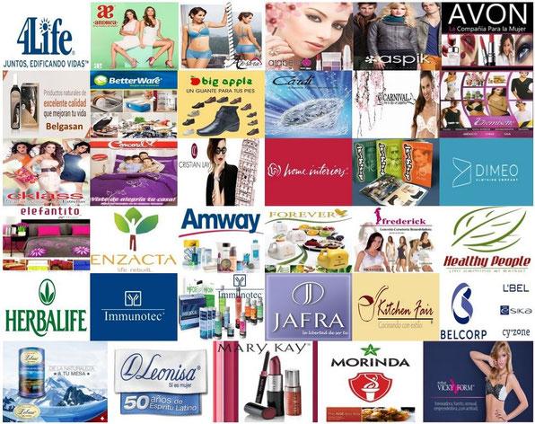 venta directa por catalogo productos mlm