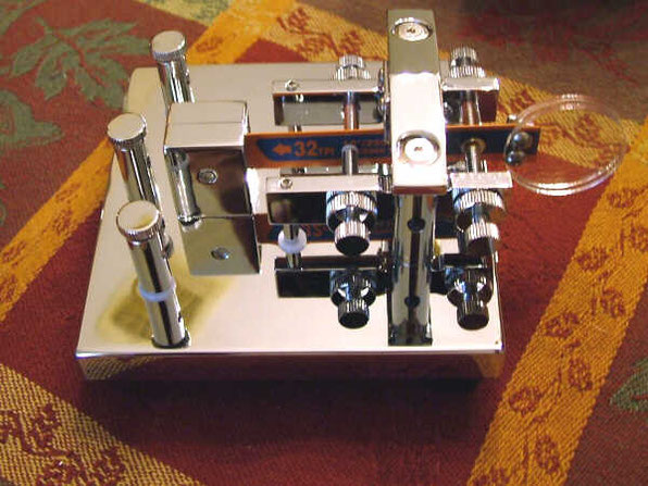 GHD TELEGRAPH KEY - SIDE A